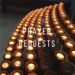 Accessories - Prayer request thread. Drop your intention below